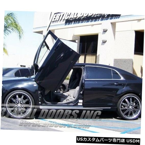 Vertical Doors 垂直ドア-シボレーマリブ2008-12 4DRの垂直ランボドアキット Vertical Doors - Vertical Lambo Door Kit For Chevrolet Malibu 2008-12 4DR