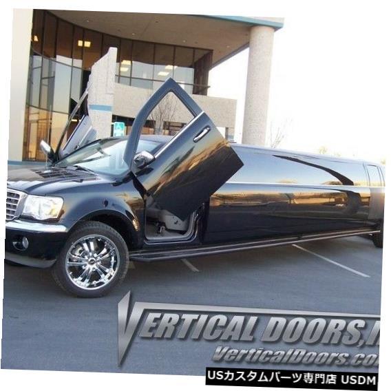 Vertical Doors 垂直ドア-クライスラーアスペン2007-11 -VDCCRYASP07の垂直ランボドアキット Vertical Doors - Vertical Lambo Door Kit For Chrysler Aspen 2007-11 -VDCCRYASP07