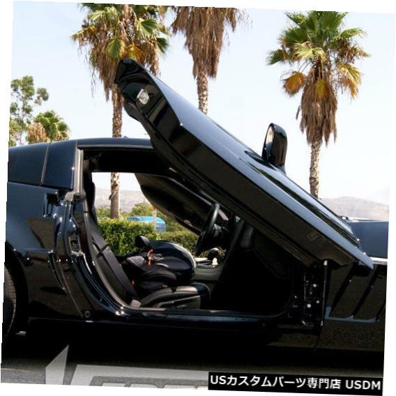 Vertical Doors 垂直ドア-シボレーコルベットC6 ZLR 2005-2013 ZLRC60511用ZLRドアキット Vertical Doors - ZLR Door Kit For Chevrolet Corvette C6 ZLR 2005-2013 ZLRC60511