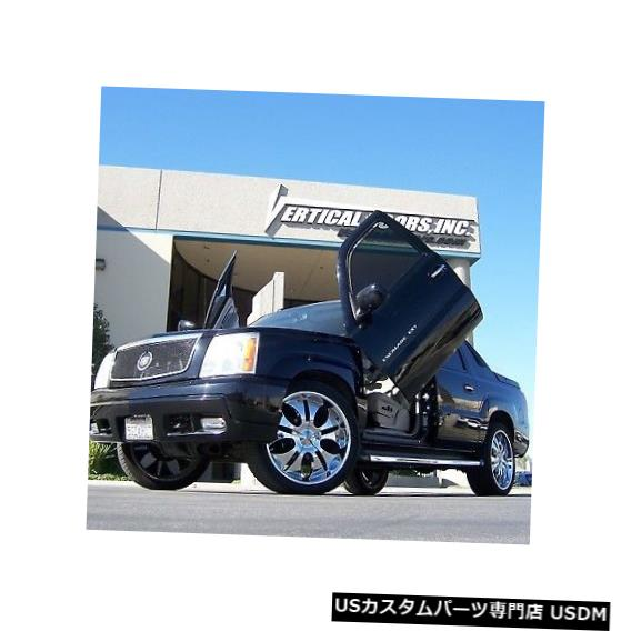 Vertical Doors Lambo Doors Cadillac EXT 2002-2006部分ボルトオン垂直ドア変換キット Lambo Doors Cadillac EXT 2002-2006 Partial Bolt-On Vertical Door Conversion kit