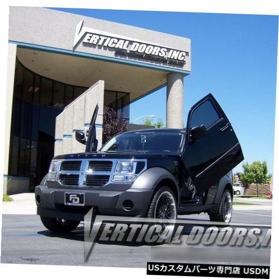 美品  Vertical Doors ダッジニトロ07+ランボキットVertical Doors 09 Inc 08 Doors Doors 09 10 Dodge Nitro 07+ Lambo Kit Vertical Doors Inc 08 09 10, お部屋飾りのサポーターサンセイ:6ac41077 --- arg-serv.ru