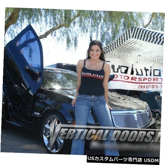 Vertical Doors Cadillac Cts 02-07 Lambo Kit Vertical Doors Inc 03 04+ Cadillac Cts 02-07 Lambo Kit Vertical Doors Inc 03 04+