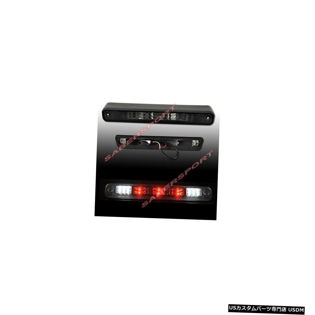 Tail light 1988-1998シボレーGMC C / Kフルサイズピックアップ用のスモークLEDサードブレーキライトのセット Set of Smoke LED Third Brake Light for 1988-1998 Chevy GMC C/K Full Size Pickup
