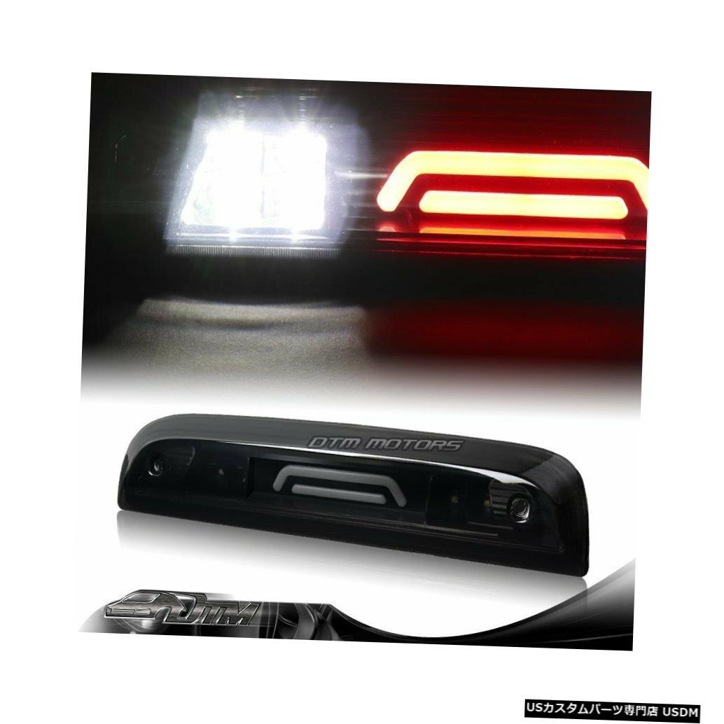 Tail light 2015-18シェビーシルバラード2500HD 3500HDブラック/スモークLED 3RDサードブレーキライト For 2015-18 Chevy Silverado 2500HD 3500HD Black/Smoke LED 3RD Third Brake Light