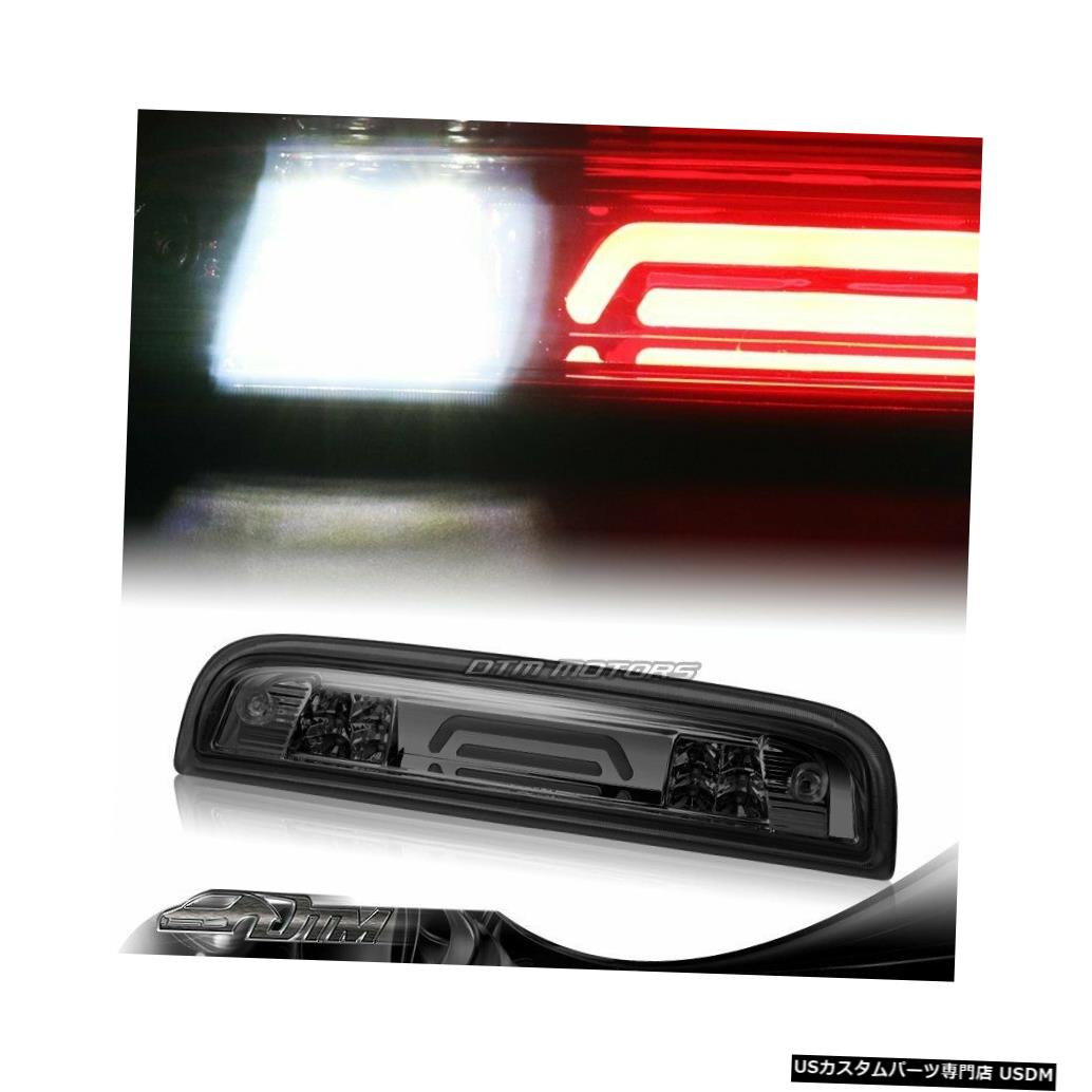 Tail light 2015-18シェビーシルバラード2500HD 3500HD煙LED 3RDサードブレーキストップライト For 2015-18 Chevy Silverado 2500HD 3500HD Smoke LED 3RD Third Brake Stop Light