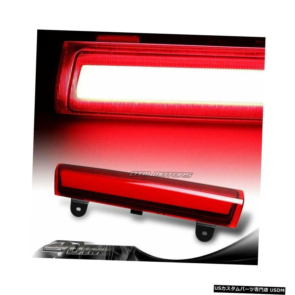 Tail light 2000-2006シボレーサバーバンタホレッドレンズLEDストリップ3RDサードブレーキライトランプ For 2000-2006 Chevy Suburban Tahoe Red Lens LED Strip 3RD Third Brake Light Lamp