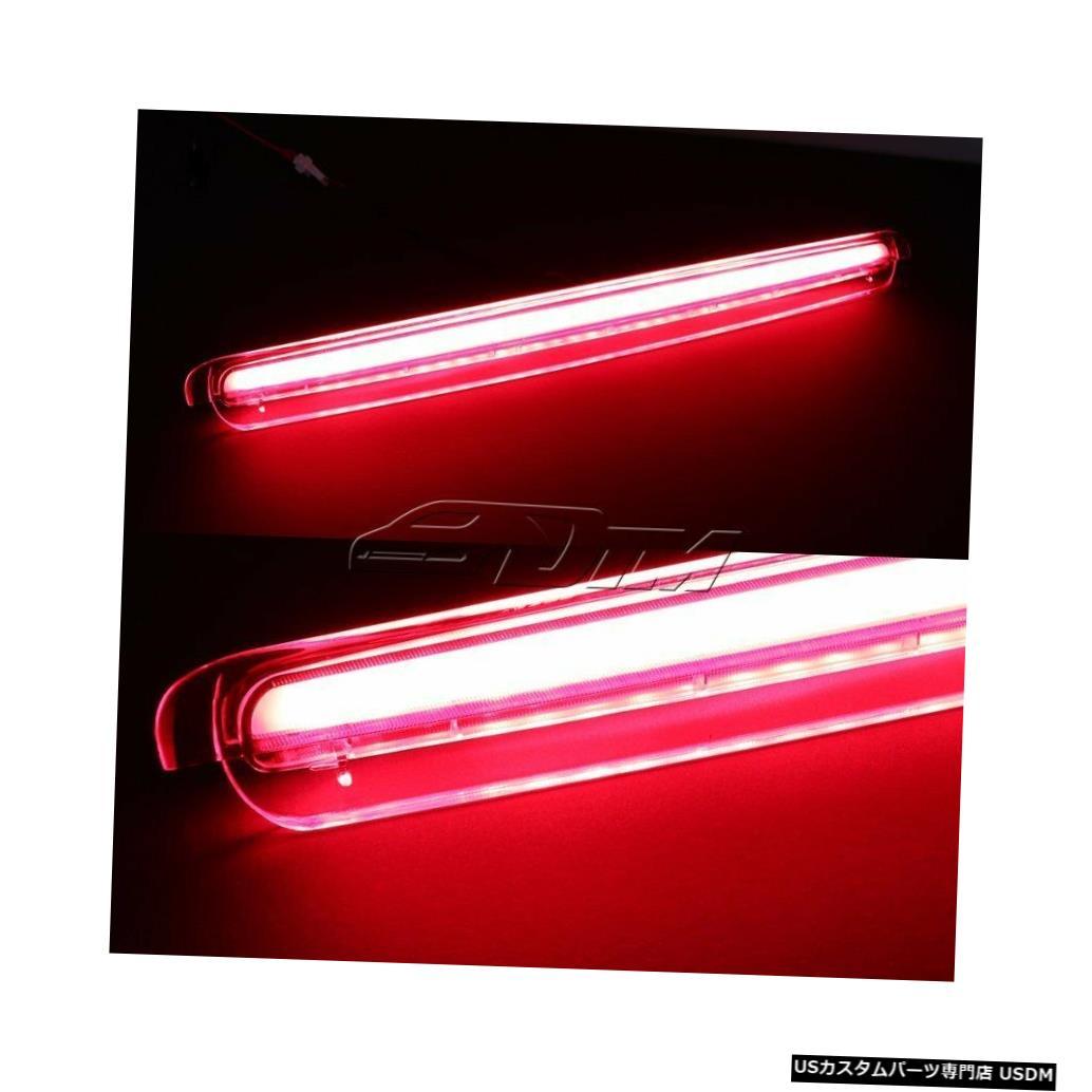 Tail light 2005-2010 Scion tCスモークレンズフルLEDストリップ3RDサードブレーキストップライトランプ用 For 2005-2010 Scion tC Smoke Lens Full LED Strip 3RD Third Brake Stop Light Lamp