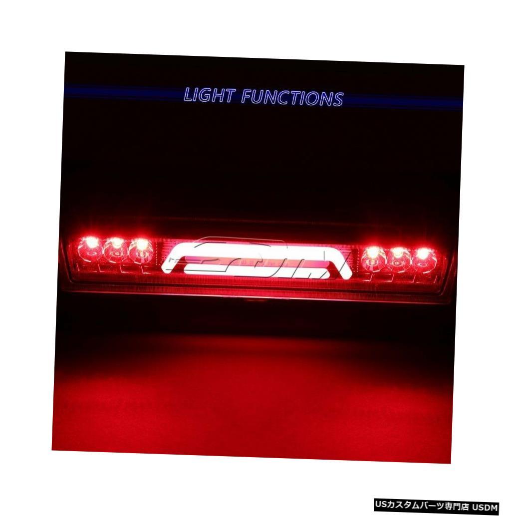 Tail light 2000-2006シェビーサバーバンタホクロームハウジングLEDバー3RDサードブレーキライト For 2000-2006 Chevy Suburban Tahoe Chrome Housing LED BAR 3RD Third Brake Light