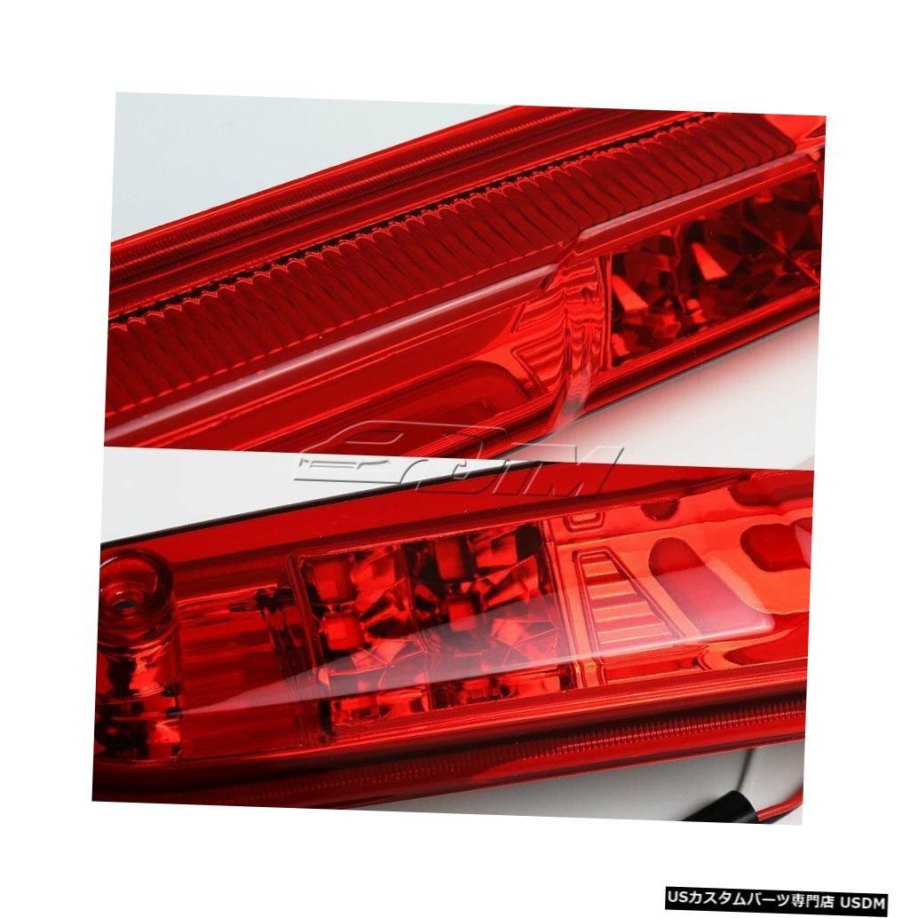 Tail light 2007-2013シェビーシルバラード/ GMCシエラレッドレンズLED BAR 3RDサードブレーキライト For 2007-2013 Chevy Silverado/GMC Sierra Red Lens LED BAR 3RD Third Brake Light