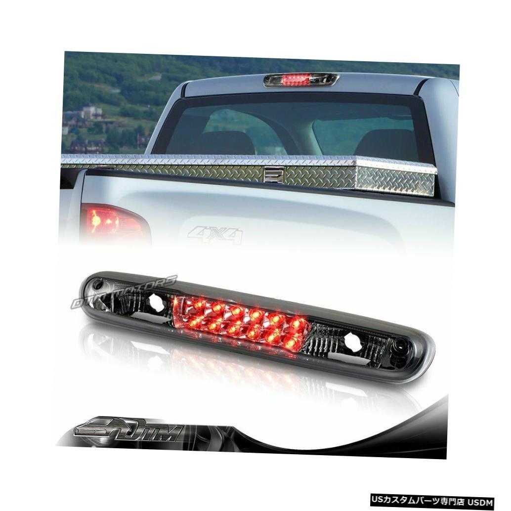 Tail light 2007-2014シェビーシルバラード2500HD 3500HDスモークレンズLEDサードブレーキライト For 2007-2014 Chevy Silverado 2500HD 3500HD Smoke Lens LED Third Brake Light