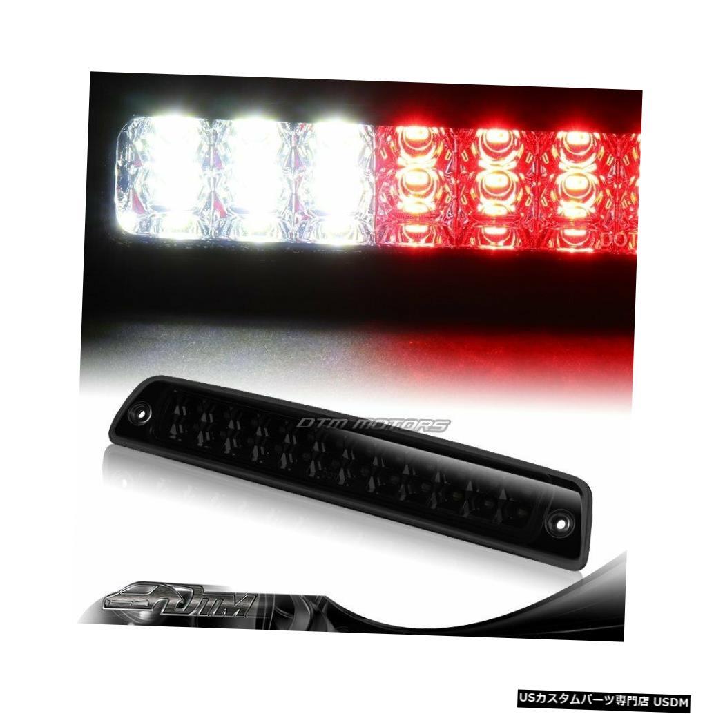 Tail light 94-01ダッジラム1500 2500 3500ブラック/スモークレンズ24-LED 3RDサードブレーキライト For 94-01 Dodge Ram 1500 2500 3500 Black/Smoke Lens 24-LED 3RD Third Brake Light