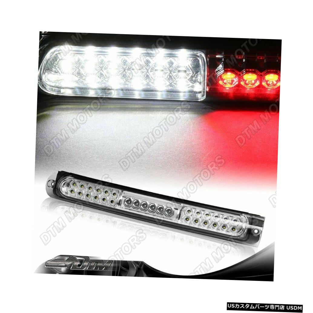 Tail light クローム30-LEDサード3ブレーキストップライトカーゴランプフィット1997-2004フォードF-150 CHROME 30-LED THIRD 3RD BRAKE STOP LIGHT CARGO LAMP FIT 1997-2004 FORD F-150