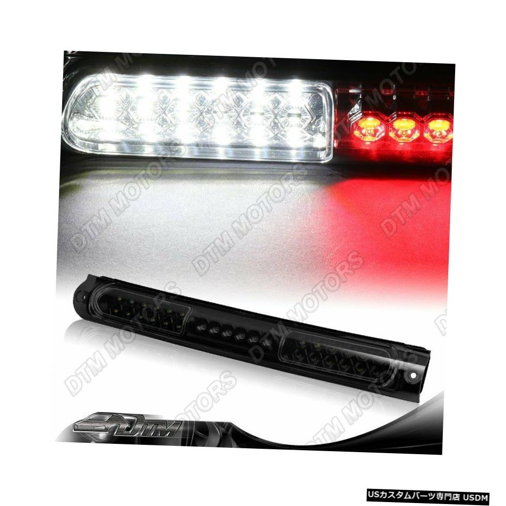 Tail light ブラック/スモーク30 LED 3rd 3rdブレーキストップライトカーゴランプフィット1997-2004 FORD F150 BLACK/SMOKE 30-LED THIRD 3RD BRAKE STOP LIGHT CARGO LAMP FIT 1997-2004 FORD F150