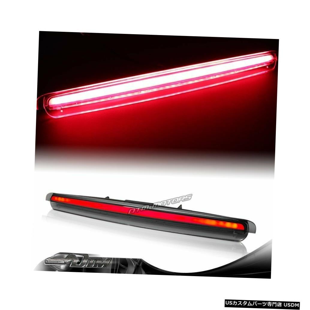 Tail light 05-10のScion tCスモークレンズLEDストリップリア3RDサードブレーキストップライトランプ For 05-10 Scion tC Smoke Lens LED Strip Rear 3RD Third Brake Stop Light Lamp