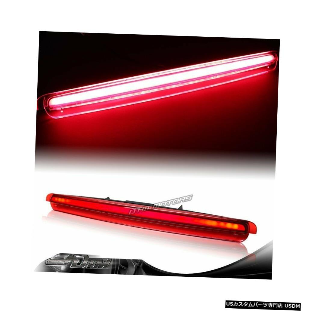 05-10 tC赤いハウジングレンズLEDストリップ3RDサードブレーキストップライトランプ Lens For Tail light Stop Lamp Light Strip 3RD Third Housing Red Brake 05-10のScion Scion tC LED