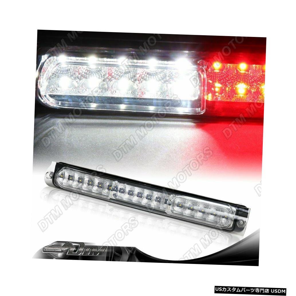 Tail light クローム16-LEDサード3リアブレーキストップライトカーゴランプフィット1997-2004フォードF150 CHROME 16-LED THIRD 3RD REAR BRAKE STOP LIGHT CARGO LAMP FIT 1997-2004 FORD F150