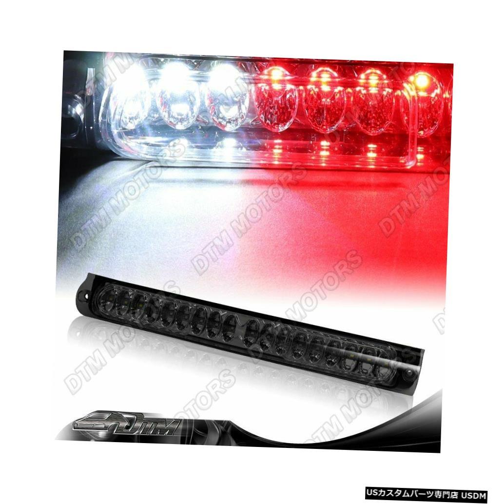 Tail light スモークレンズ18-LEDサード3RDリアブレーキストップパーキングライトフィット97-04フォードF-150 SMOKE LENS 18-LED THIRD 3RD REAR BRAKE STOP PARKING LIGHT FIT 97-04 FORD F-150