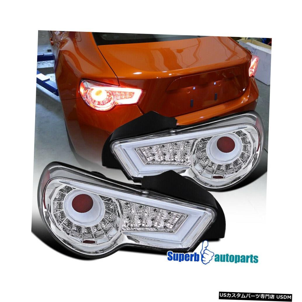 Tail light 2012-2016 FR-S 86 BRZ LEDテールライトブレーキランプ交換用ペア For 2012-2016 FR-S 86 BRZ LED Tail Lights Brake Lamp Replacement Pair