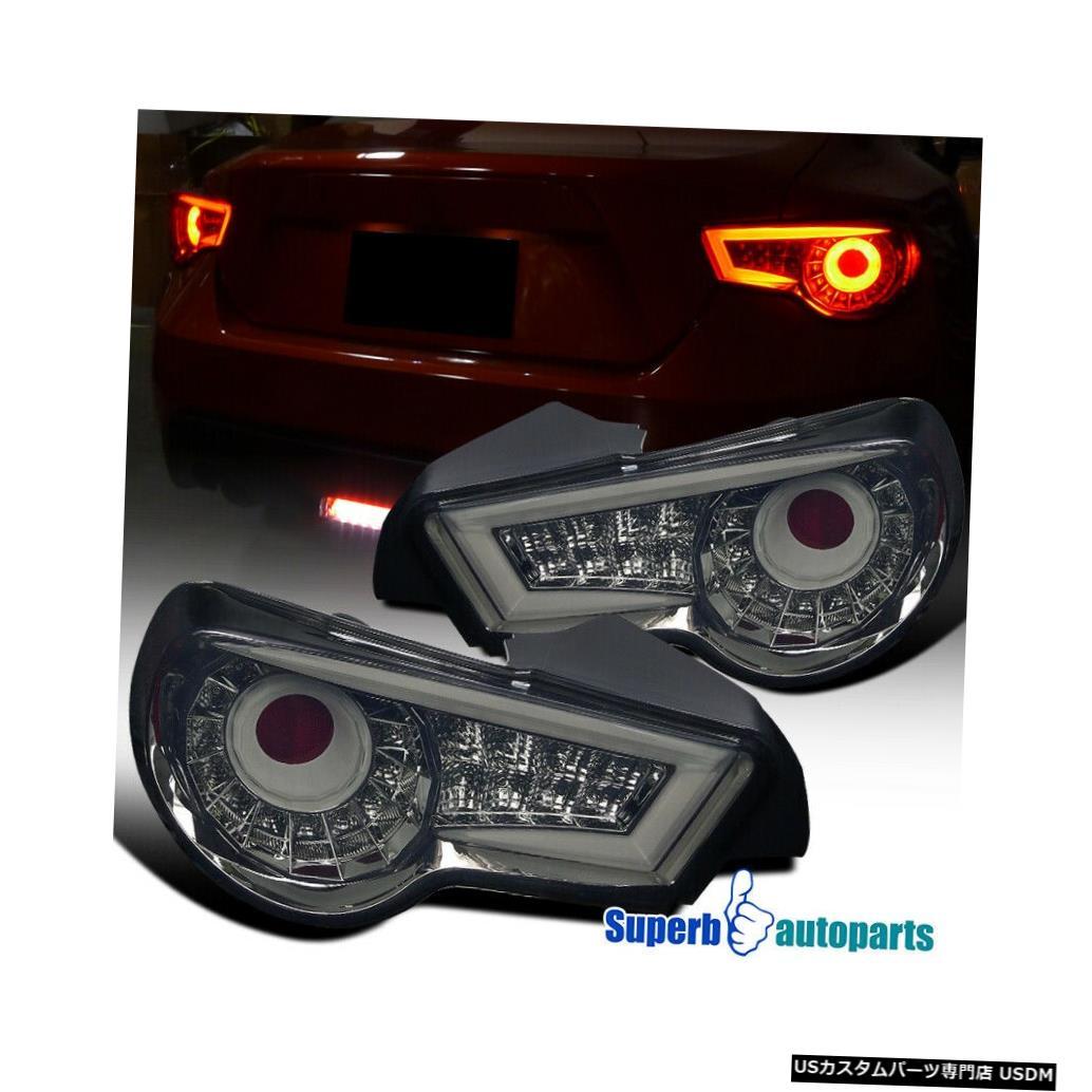 Tail light 2012-2016 FR-S 86 BRZ LEDテールライトブレーキランプスモーク For 2012-2016 FR-S 86 BRZ LED Tail Lights Brake Lamp Smoked