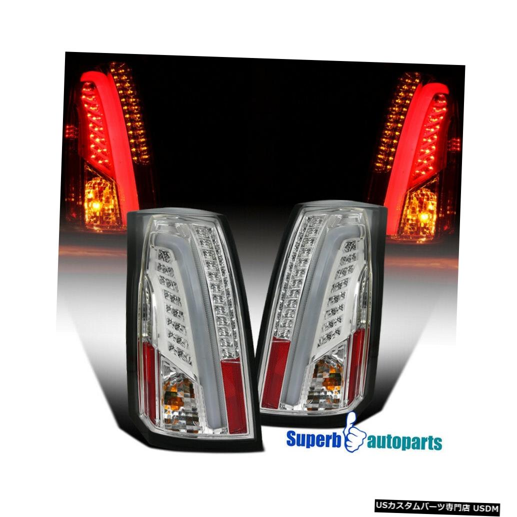 Tail light 2003-2007キャデラックLEDバーCTSテールブレーキライト For 2003-2007 Cadillac LED Bar CTS Tail Brake Lights