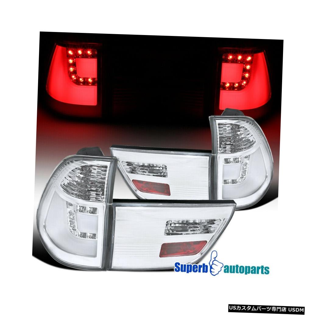 Tail light 2000-2006の場合BMW X5 LEDリアテールブレーキライトコーナーシグナルライト For 2000-2006 BMW X5 LED Rear Tail Brake Lights Corner Signal Lights
