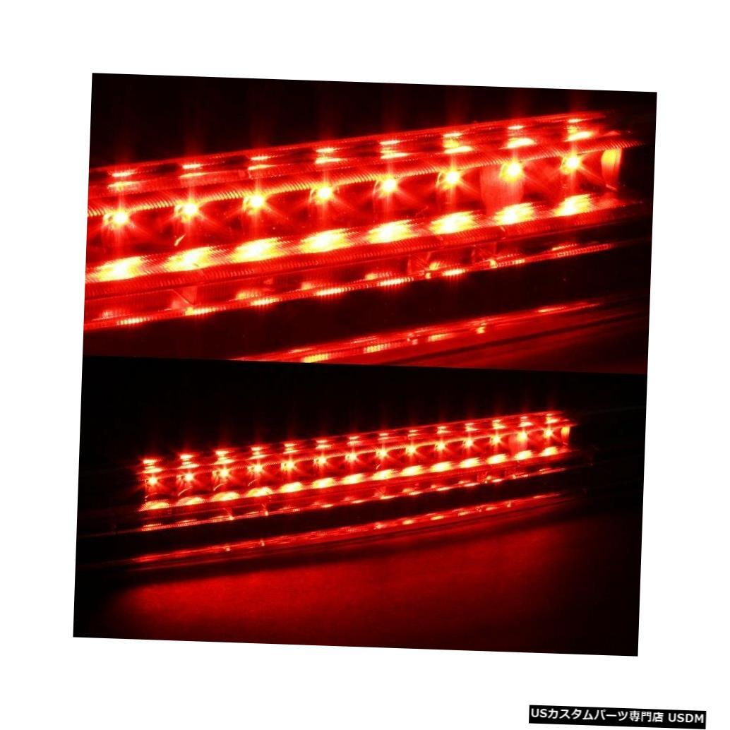 Tail light FIT 2005-2010 SCION TC BLACK HOUSING SMOKE LENS 3RD THIRD LED REAR BRAKE LIGHT FIT 2005-2010 SCION TC BLACK HOUSING SMOKE LENS 3RD THIRD LED REAR BRAKE LIGHT