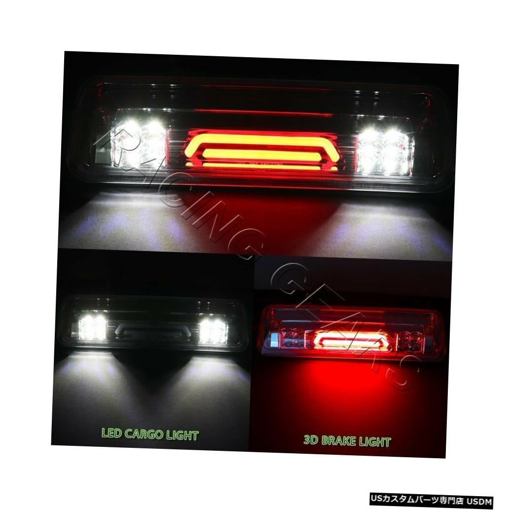 Tail light FIT 2004-2008 FORD F150 CHROME GEN2 LED BAR THIRD 3RD BRAKE LIGHT + CARGO LAMP FIT 2004-2008 FORD F150 CHROME GEN2 LED BAR THIRD 3RD BRAKE LIGHT+CARGO LAMP