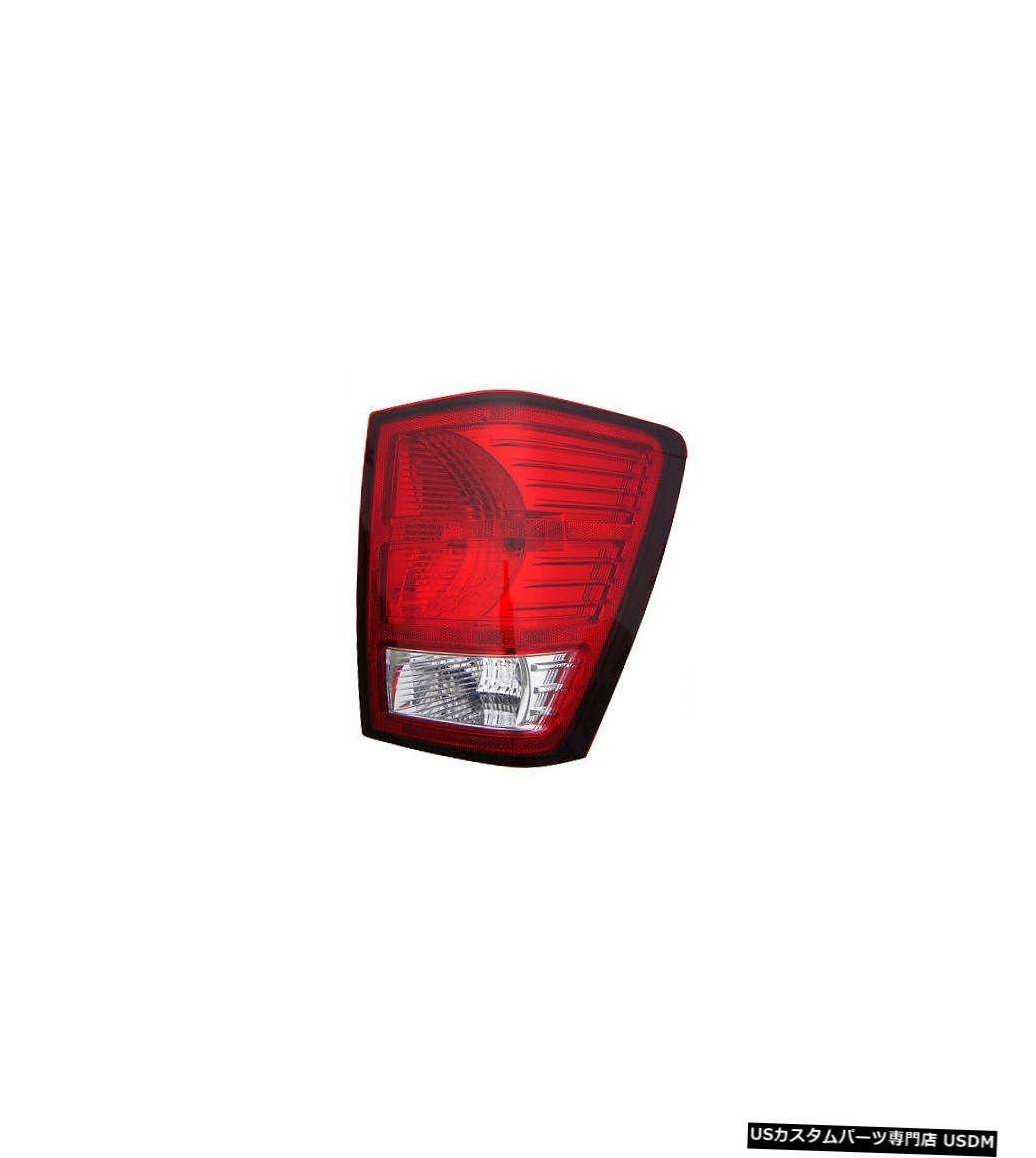 Tail light 07-10ジープグランドチェロキー乗客右用テールライトリアバックランプ Tail Light Rear Back Lamp for 07-10 Jeep Grand Cherokee Passenger Right