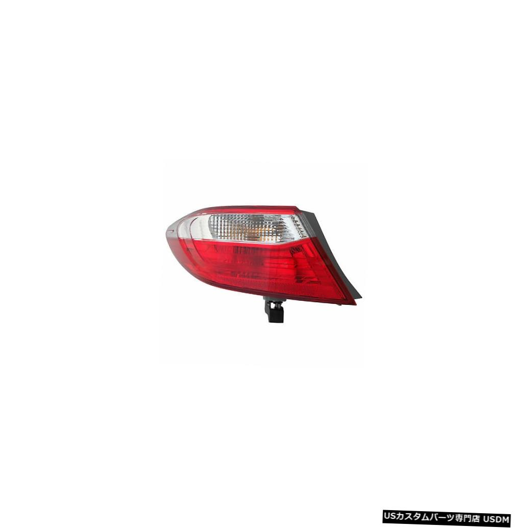 Tail light 15-16トヨタカムリドライバー用テールライトリアバックランプ Tail Light Rear Back Lamp for 15-16 Toyota Camry Driver Left