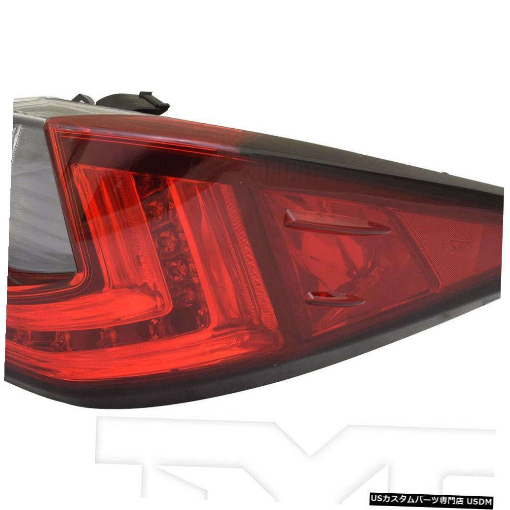 <title>車用品 誕生日プレゼント バイク用品 >> パーツ ライト ランプ ブレーキ テールランプ Tail light 16-19レクサスRX350 450h用LEDテールライトリアランプ右の乗客 LED Light Rear Lamp Right Passenger for 16-19 Lexus RX350 450h</title>