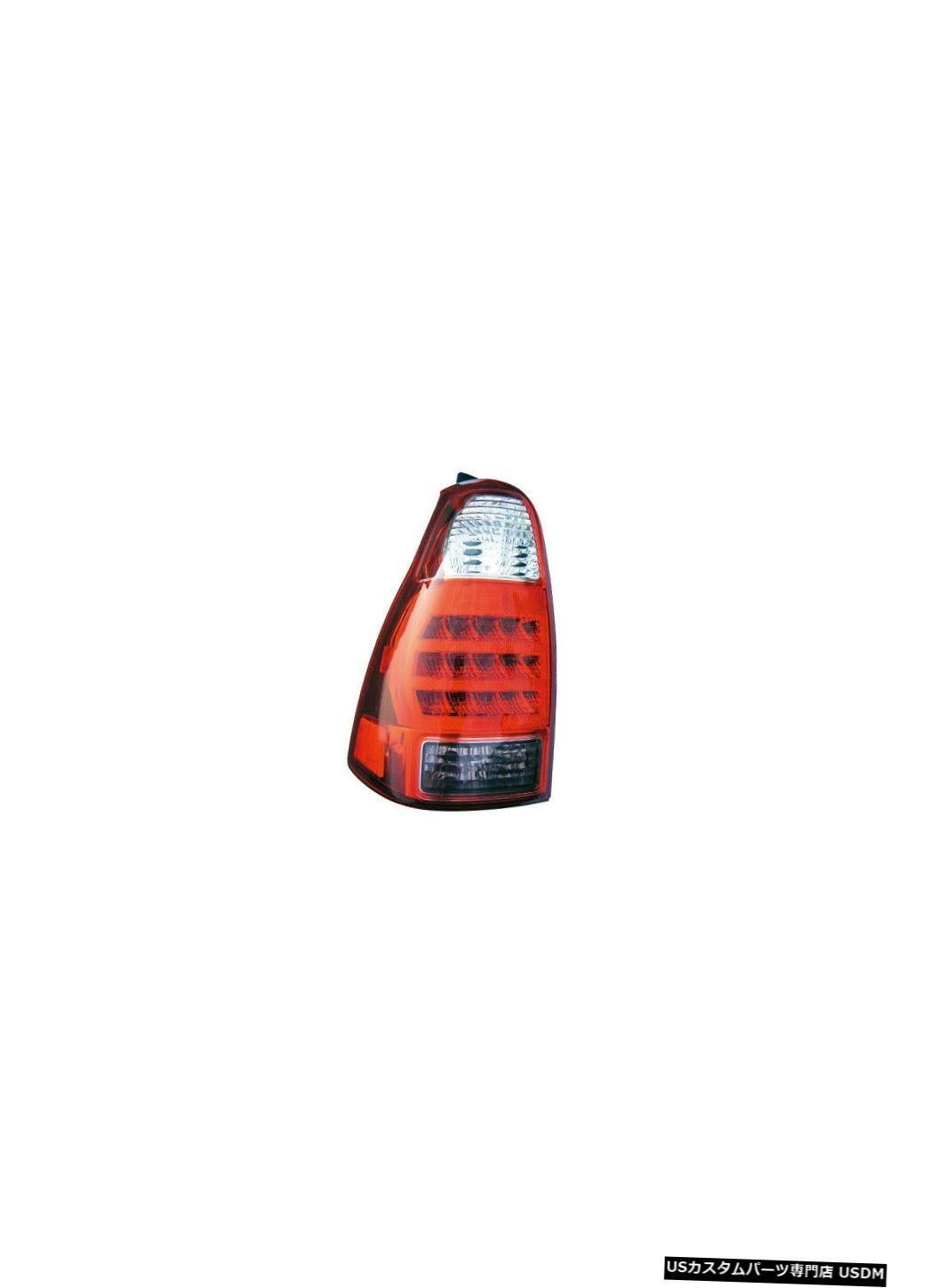 Tail light 06-09トヨタ4ランナードライバー左用テールライトリアバックランプ Tail Light Rear Back Lamp for 06-09 Toyota 4Runner Driver Left