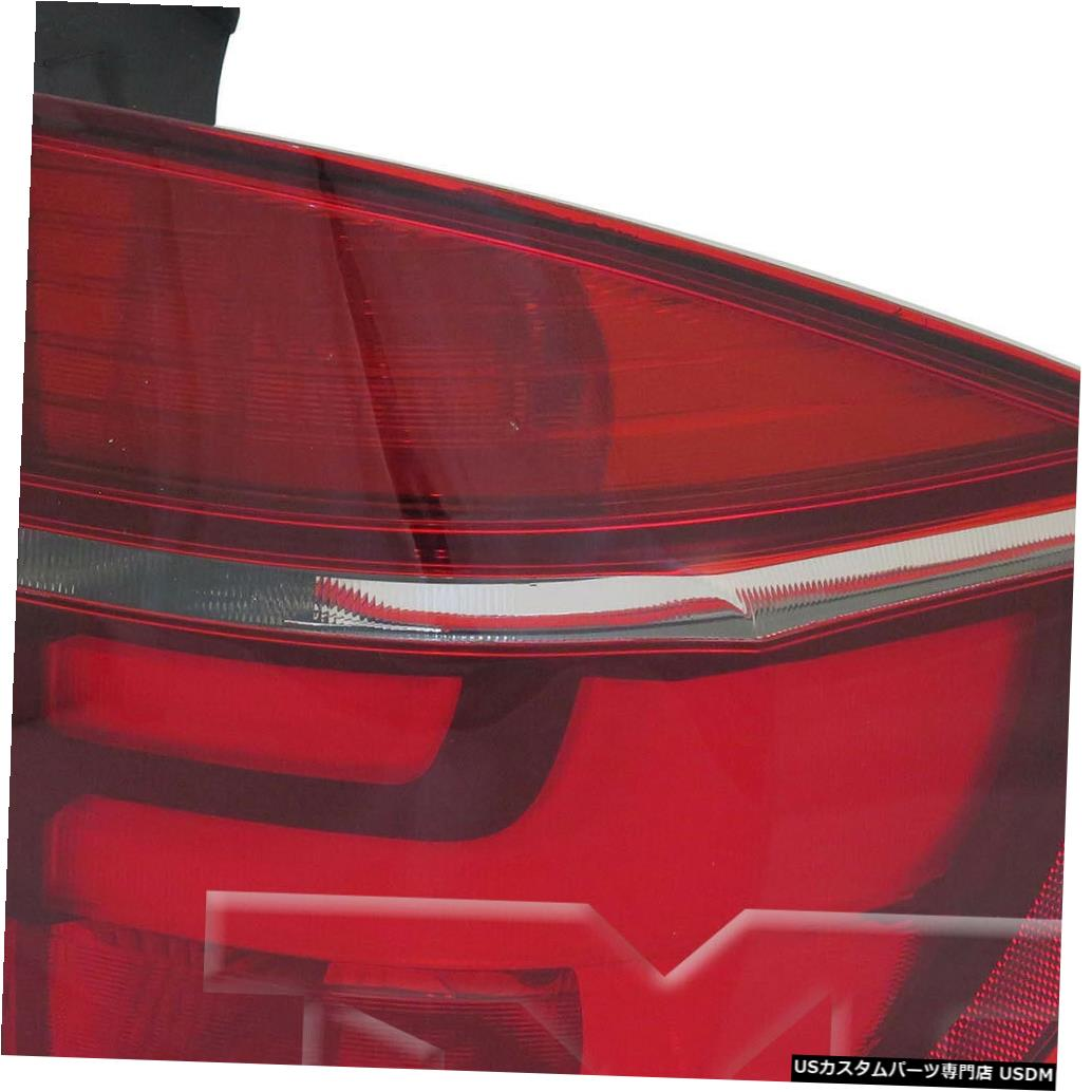 Tail light 11-13 BMW X5のアウタークォーターテールライトリアランプ右の乗客 Outer Quarter Tail Light Rear Lamp Right Passenger for 11-13 BMW X5