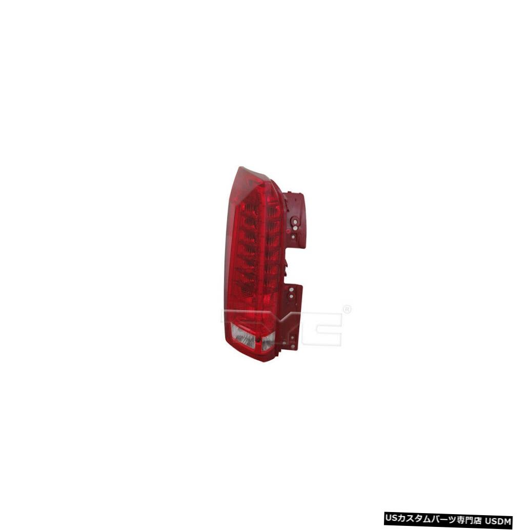 Tail light 10-16キャデラックSRX用テールライトリアランプ左ドライバー Tail Light Rear Lamp Left Driver for 10-16 Cadillac SRX