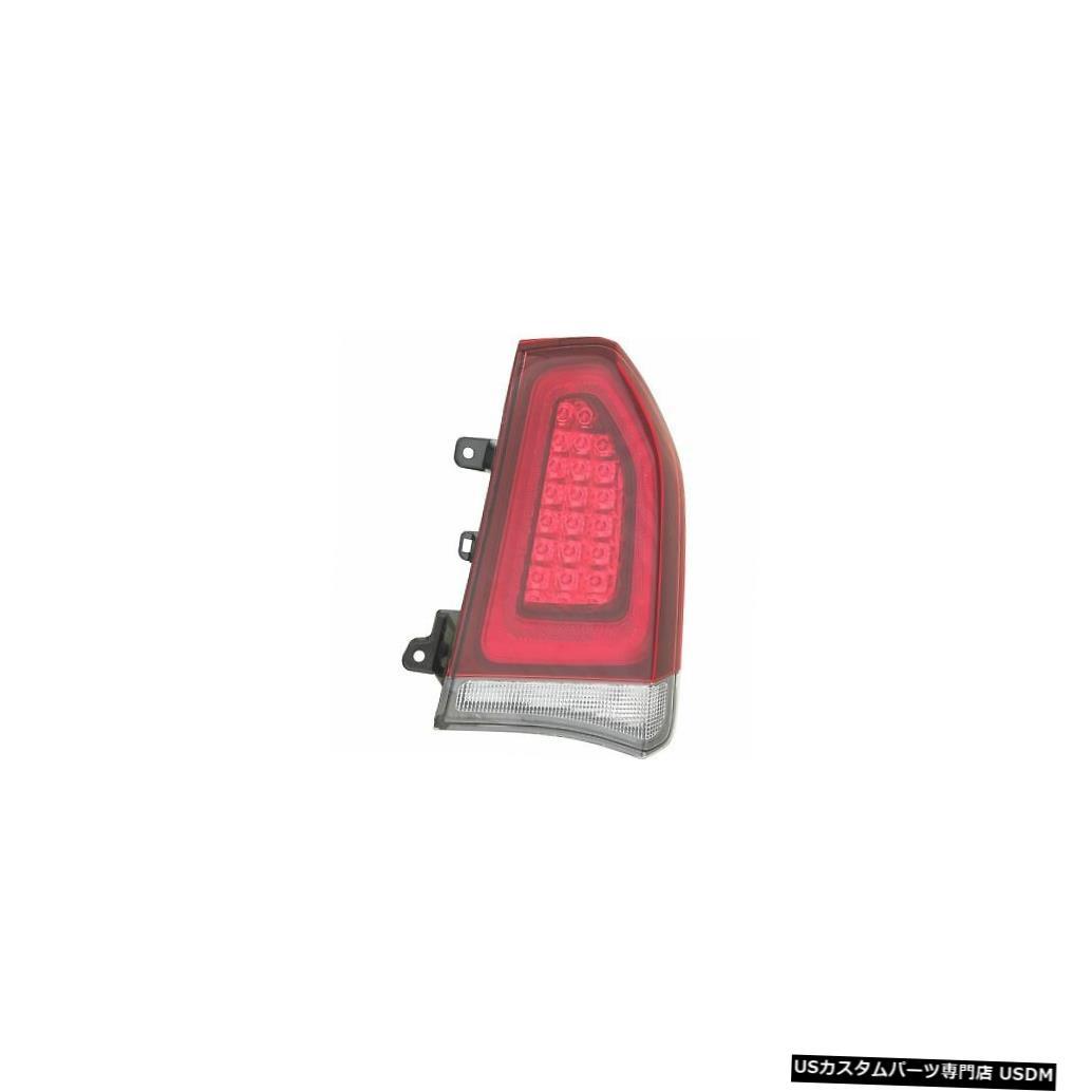<title>車用品 バイク用品 本日の目玉 >> パーツ ライト ランプ ブレーキ テールランプ Tail light 15-18クライスラー300 ブラック 助手席用テールライトリアバックランプ Light Rear Back Lamp for 15-18 Chrysler 300 Black Passenger Right</title>