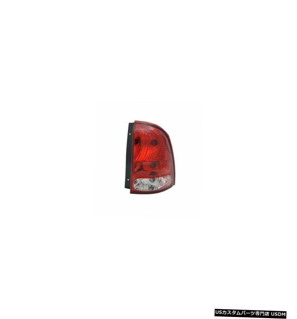 Tail light 04-07ビュイックレーニア用テールライトリアランプ右の乗客 Tail Light Rear Lamp Right Passenger for 04-07 Buick Rainier