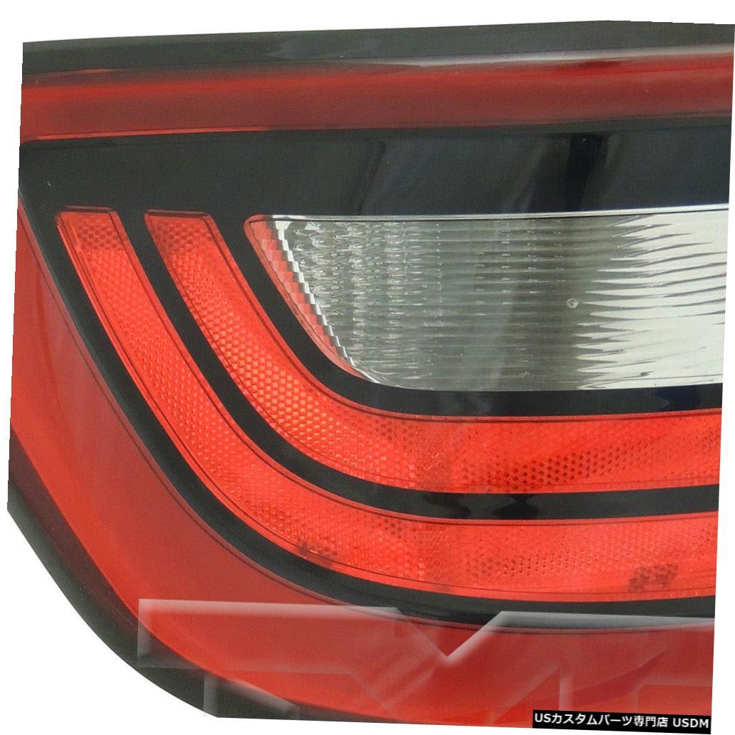Tail light 14-19ダッジドゥランゴ用LEDテールライトリアランプ左ドライバー LED Tail Light Rear Lamp Left Driver for 14-19 Dodge Durango