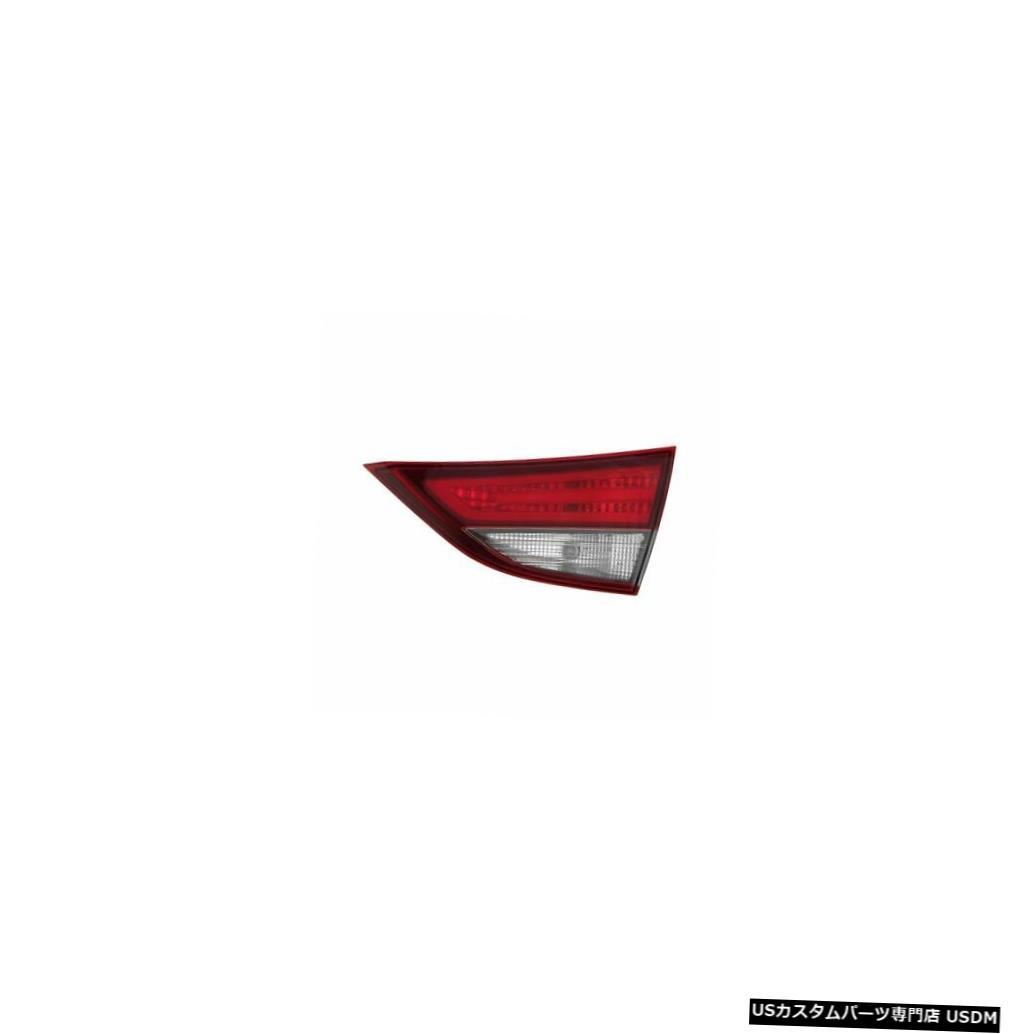 Tail light 11-16ヒュンダイエラントラ(米国製)乗客右用LEDトランクバックアップテールライト LED Trunk Backup Tail Light for 11-16 Hyundai Elantra (US Built) Passenger Right