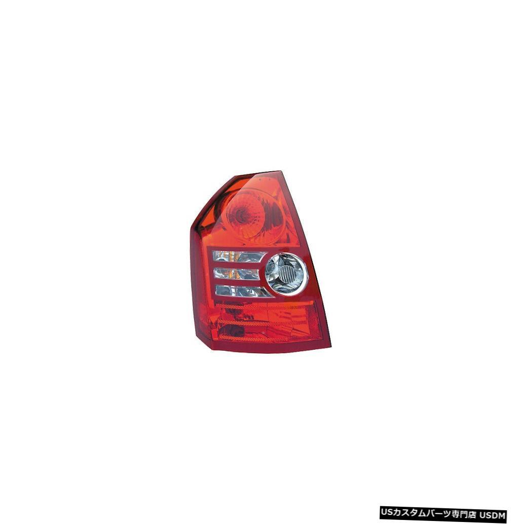 Tail light 08-10クライスラー300 2.7L / 3.5ドライバー用テールライトリアバックランプ Tail Light Rear Back Lamp for 08-10 Chrysler 300 2.7L/3.5 Driver Left