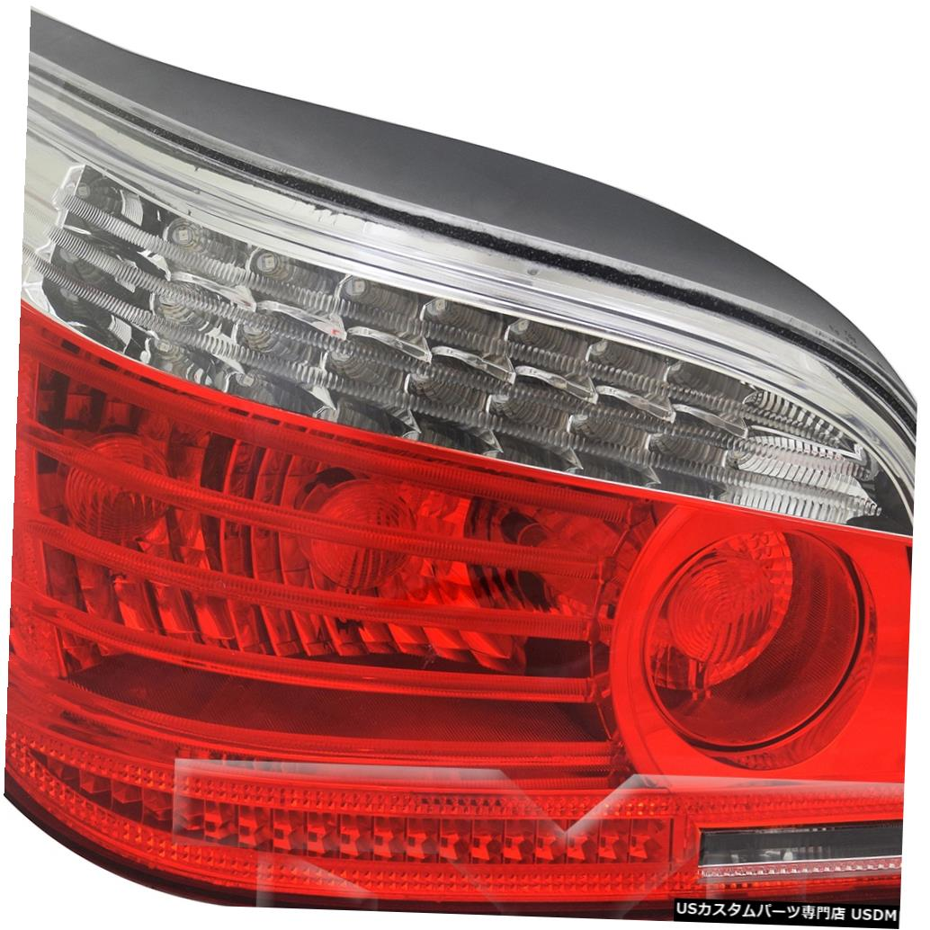 Tail light LEDテールライトリアランプ左ドライバー08-10 BMW 5シリーズ用 LED Tail Light Rear Lamp Left Driver for 08-10 BMW 5 Series