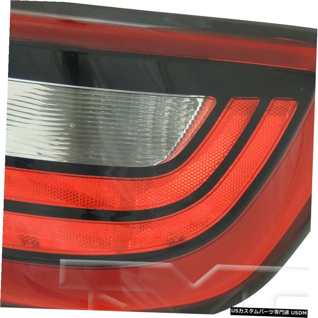 Tail light 14-19ダッジドゥランゴ用LEDテールライトリアランプ右の乗客 LED Tail Light Rear Lamp Right Passenger for 14-19 Dodge Durango