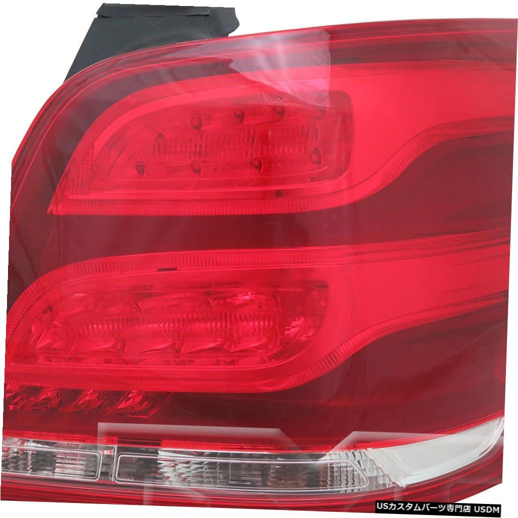 Tail light 13-15メルセデスベンツGLKクラス用テールライトリアランプ右の乗客 Tail Light Rear Lamp Right Passenger for 13-15 Mercedes Benz GLK-Class