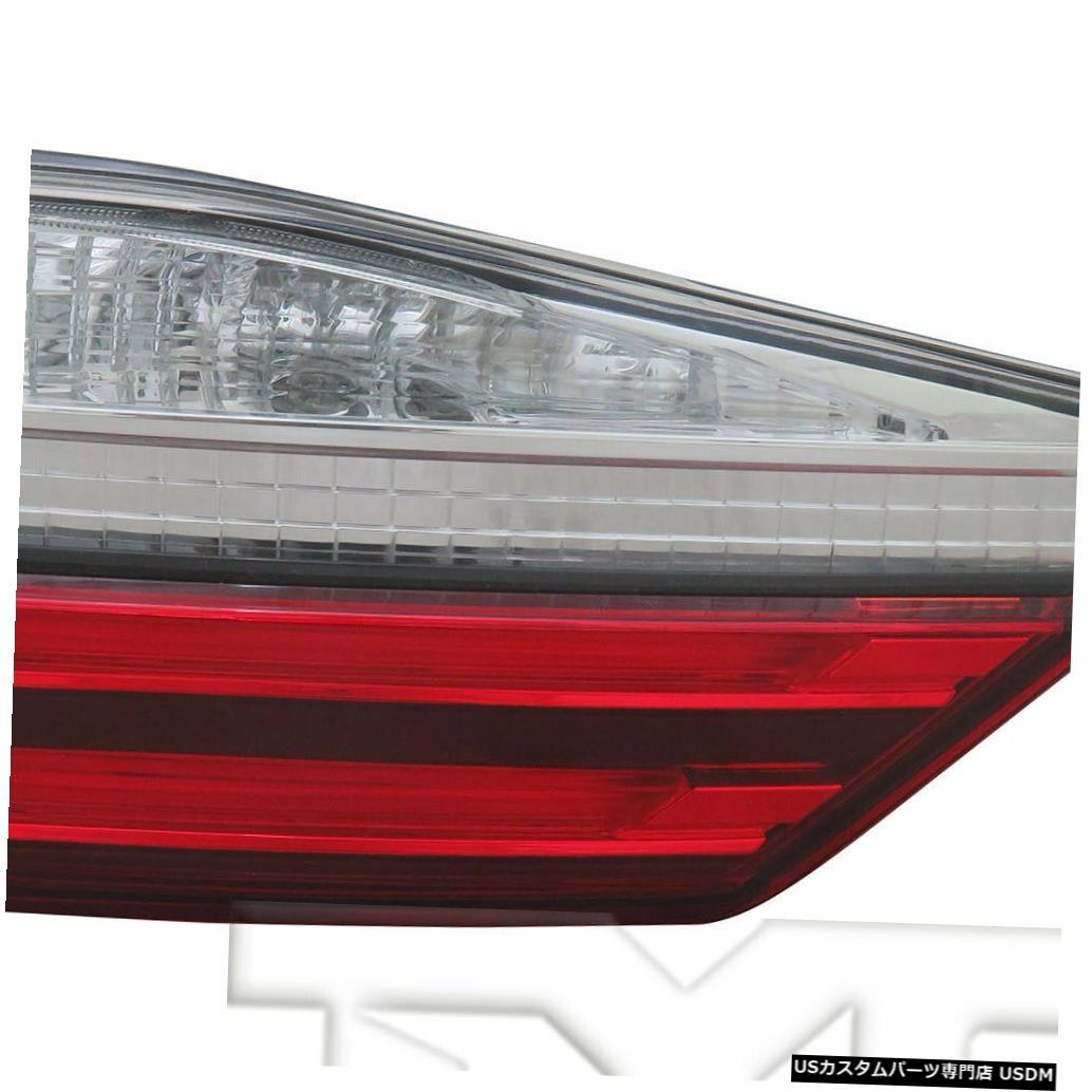 Tail light 16-16レクサスES350 / 300H左ドライバー用インナートランクリッドテールライトリアランプ Inner Trunk Lid Tail Light Rear Lamp for 16-16 Lexus ES350/300H Left Driver
