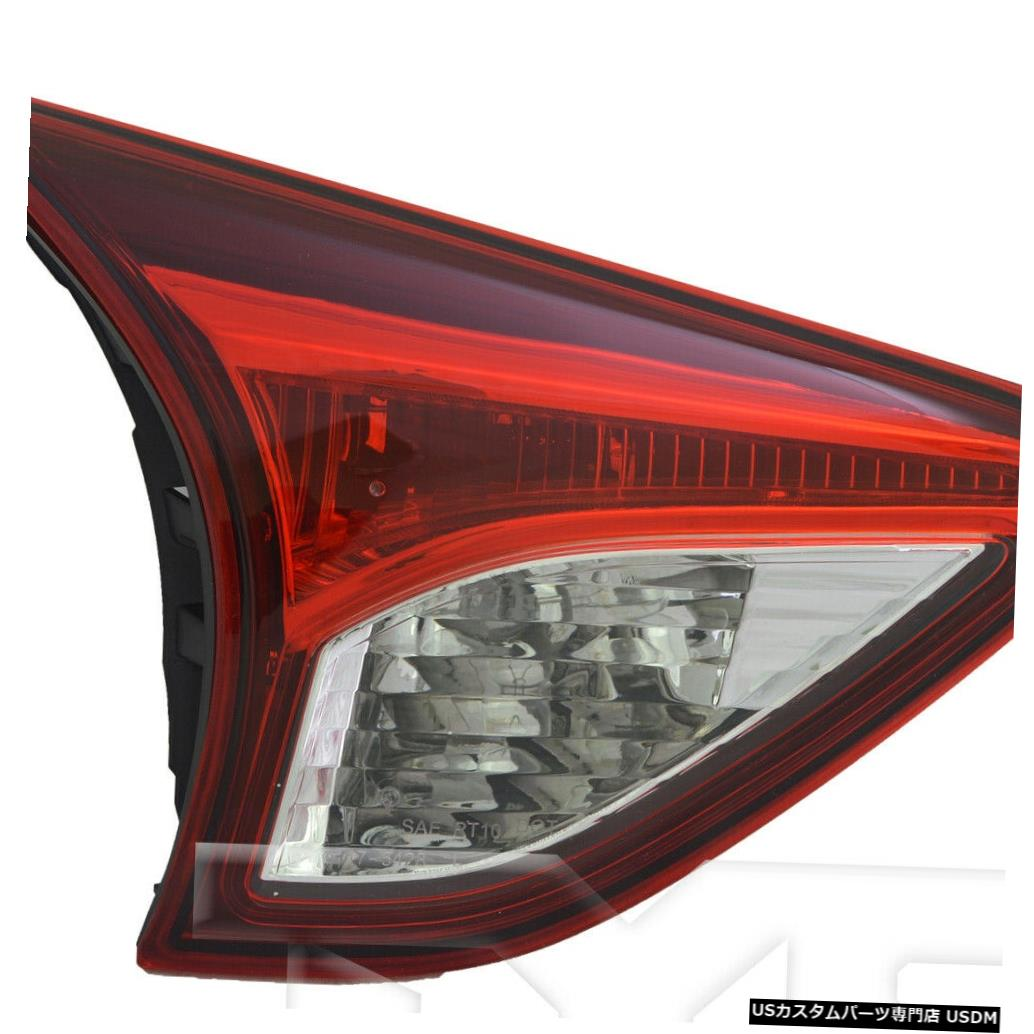 Tail light 13-16マツダCX-5左ドライバー用ハロゲンインナートランクリッドテールライトランプ Halogen Inner Trunk Lid Tail Light Lamp for 13-16 Mazda CX-5 Left Driver