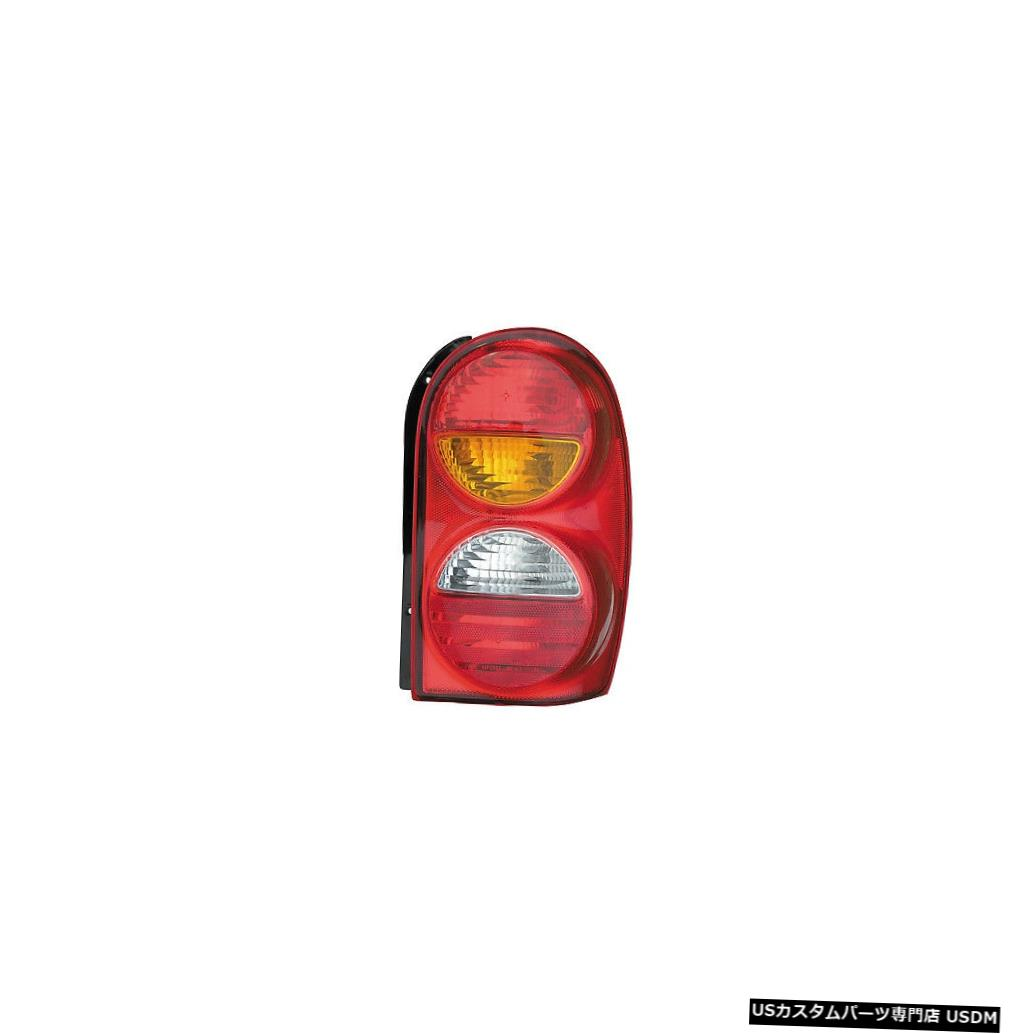 Tail light 02-04 Jeep Liberty Passenger Right用テールライトリアバックランプ Tail Light Rear Back Lamp for 02-04 Jeep Liberty Passenger Right