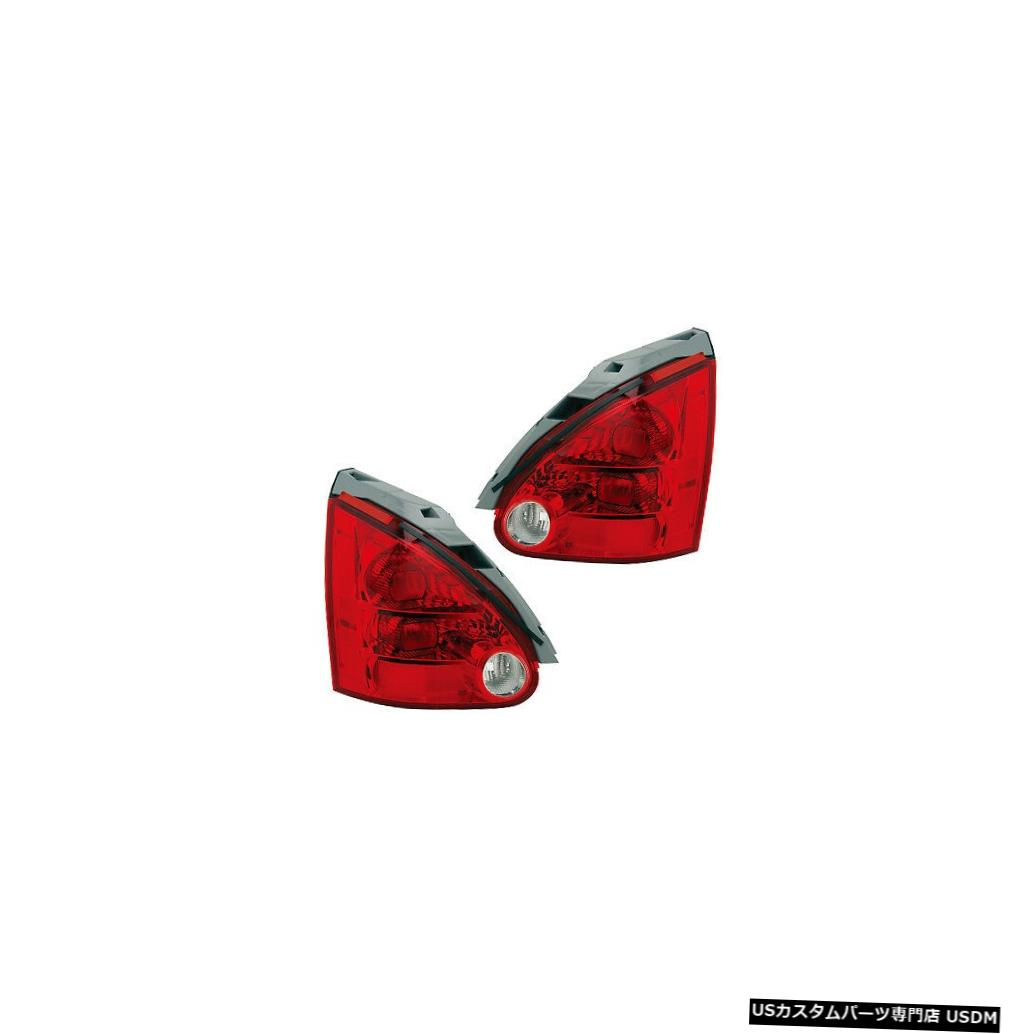 Tail light Tail Lights Rear Back Lamps Pair Set for 04-08 Nissan Maxima Left & Right