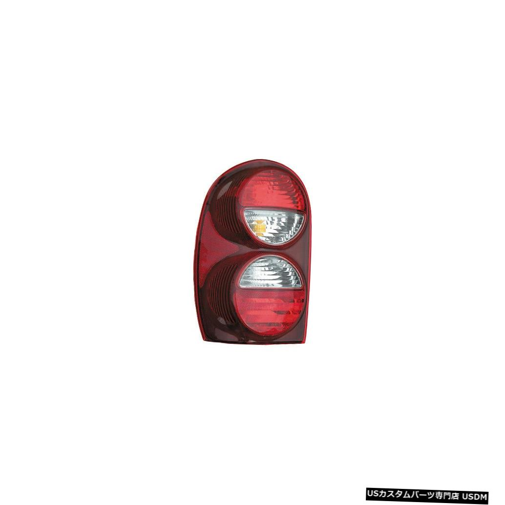 Tail light 02-04 Jeep Libertyドライバー左用テールライトリアバックランプ Tail Light Rear Back Lamp for 02-04 Jeep Liberty Driver Left