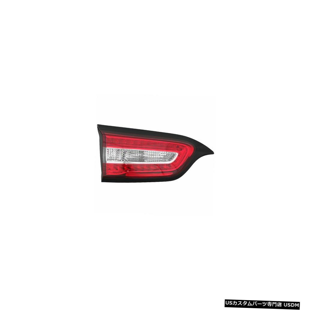 Tail light トランクリッドリバースバックアップテールライト(14-16ジープチェロキードライバー用) Trunk Lid Reverse Backup Tail Light for 14-16 Jeep Cherokee Driver Left