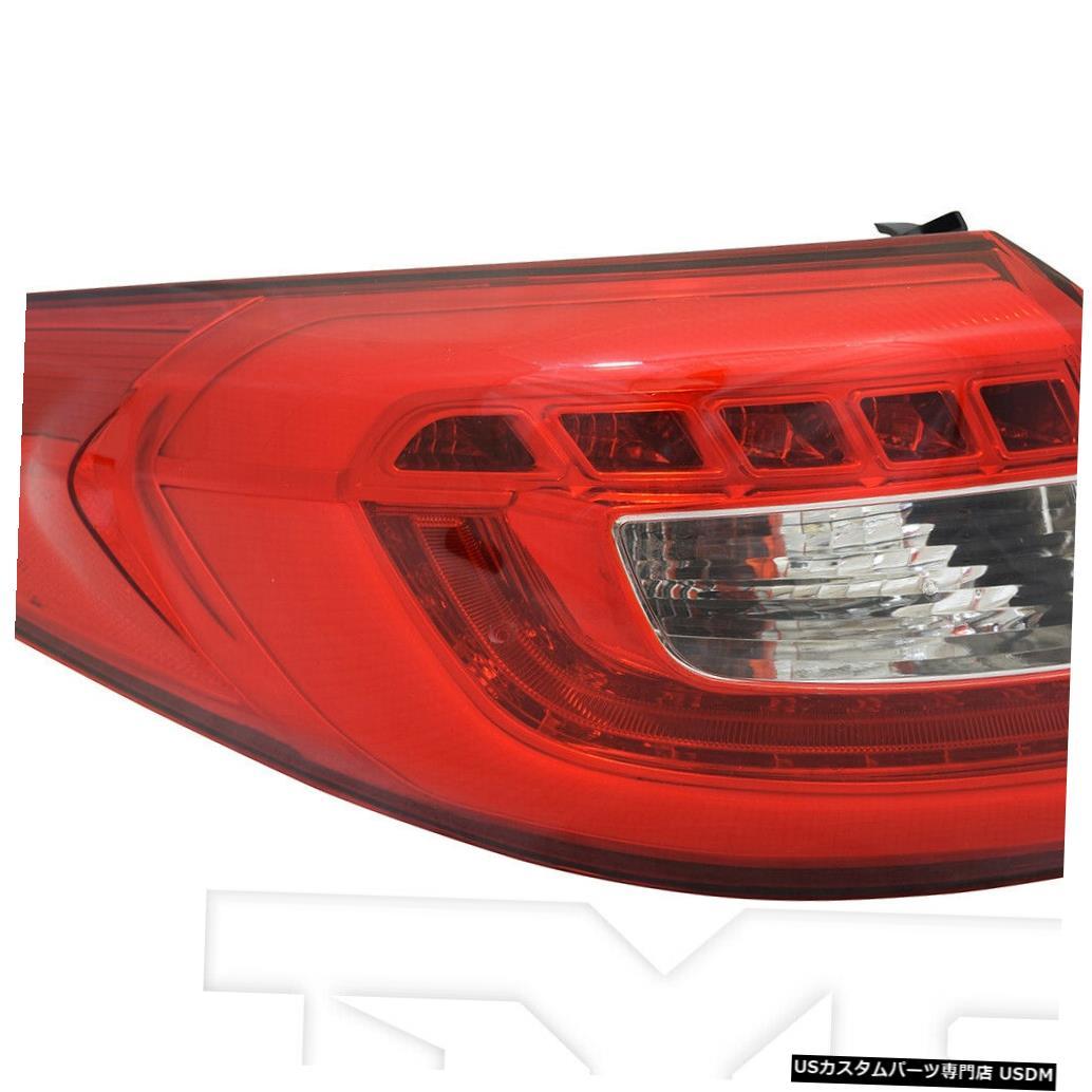 <title>車用品 バイク用品 >> パーツ ライト ランプ ブレーキ テールランプ Tail 激安通販専門店 light 15-17現代ソナタ用アウタークォーターLEDテールライトランプ左ドライバー Outer Quarter LED Light Lamp Left Driver for 15-17 Hyundai Sonata</title>