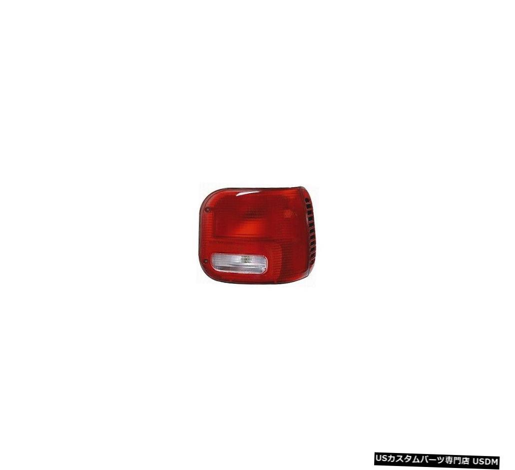Tail light 97-03ダッジバン用テールライトリアランプ右の乗客 Tail Light Rear Lamp Right Passenger for 97-03 Dodge Van