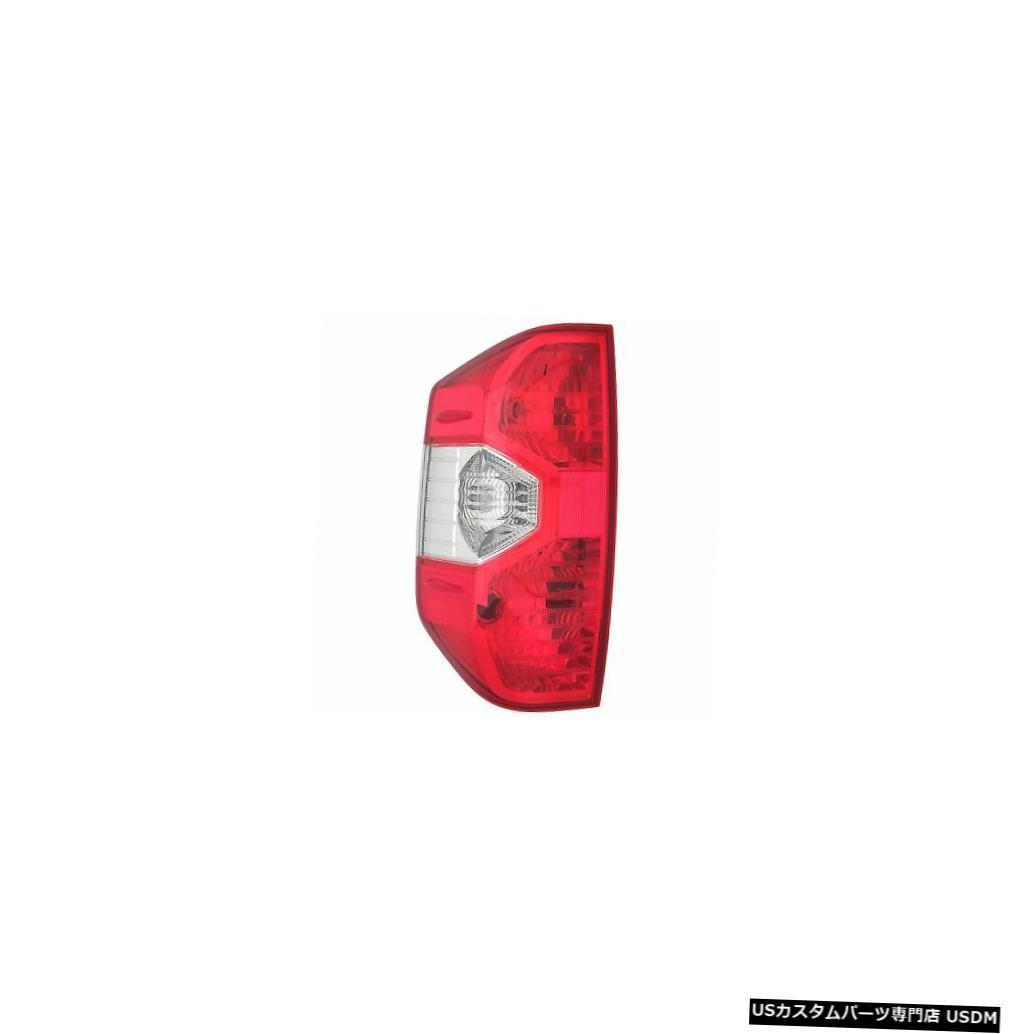 Light 14-16トヨタタンドラピックアップドライバー用テールライトリアバックランプ Rear Back 14-16 for Tail Lamp Toyota Pickup Driver Tundra Left Tail light